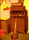 Pleasant Guitar and Plush Amp Stack