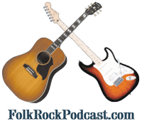 Folk Rock Podcast logo