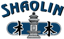 Stupa Logo of Shaolin Records - Where Buddha Rocks