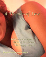 Book Cover 4 DECADES OF LOVE
