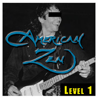 American Zen's First Album