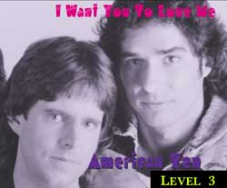 I WANT YOU TO LOVE ME album cover by American Zen