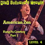album cover Kung Fu Cowboy PART 1 by American Zen
