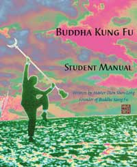 First semester book of Buddha Kung Fu Disciples
