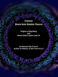 Connor Black Hole Bubble Theory BOOK COVER