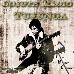 album cover Coyote Radio Tujunga