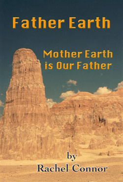 Father Earth book cover by Rachel Connor