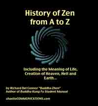 History of Zen Book Cover by Satan