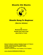 book cover SHAOLIN KUNG FU BEGINNER by Buddha Zhen