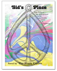 Sid's Place novel COVER by The Coyote