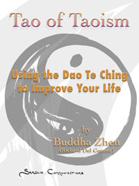 Tao of Taoism BOOK COVER by Buddha Zhen