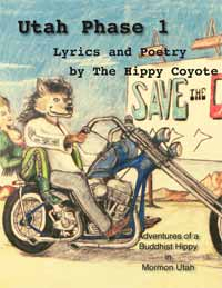Poetry Book by The Hippy Coyote UTAH PHASE 1