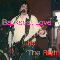 Backseat Love hit song by THE RICH of Shaolin Records