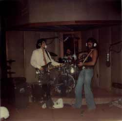 The Pauper recording session San Diego 1977