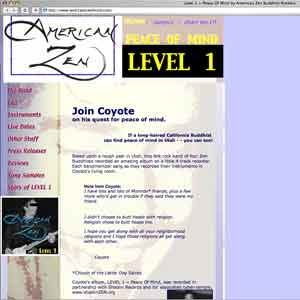 Level 1 Website